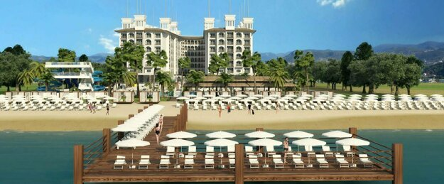 Hotel Quattro Beach Spa & Resort 4*