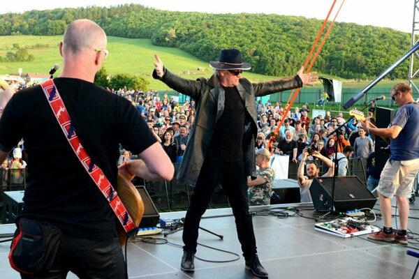 Záber z vlaňajšieho koncertu.