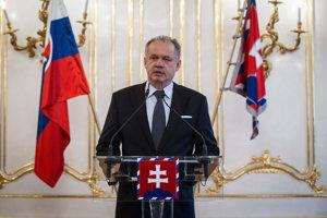 Kiska oznámil, že zostavením vlády poverí Fica.