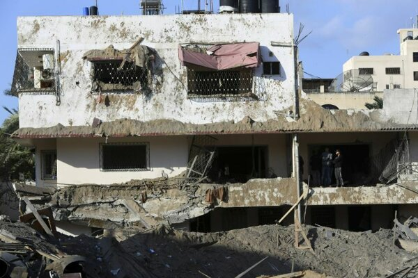Izraelské letectvo zničilo v pásme Gazy budovu, v ktorej sídlilo tajné veliteľstvo Hamasu.