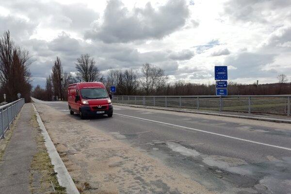 Most je v havarijnom stave, je najhorším v Trnavskom okrese.