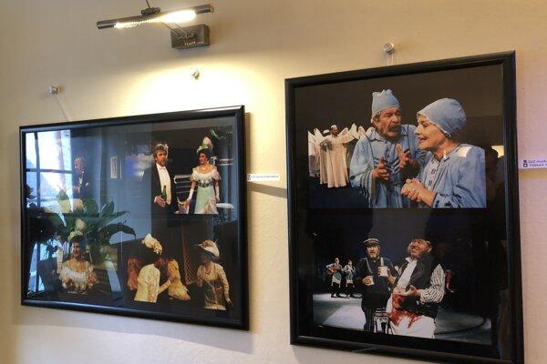 Výber z fotoarchívu viac ako 50-ročnej tvorby fotografa a hudobníka Antonína Žižku na výstave v Galérii Átrium v Prešove.