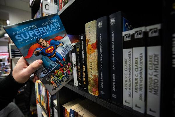 Superman je na scéne už osemdesiat rokov.