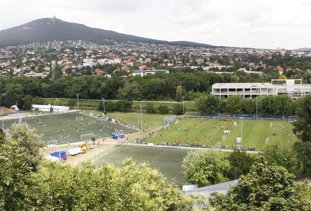 Prvý ročník sa konal v areáli FC Nitra s účasťou 50 mužstiev.