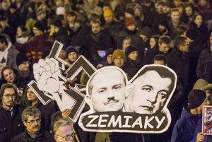 Antifašistická mobilizácia - Nikdy neprejdete!