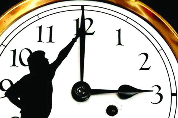 Nezabudnite si včas posunúť ručičky hodín.