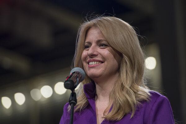 Slovensko si zvolilo Zuzanu Čaputovú za novú prezidentku.