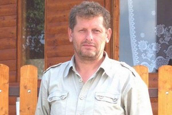 Marián Süttő, tréner TJ Baník Ružiná.