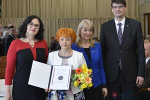 Eva Baranová zo Spojenej školy v Ružomberku