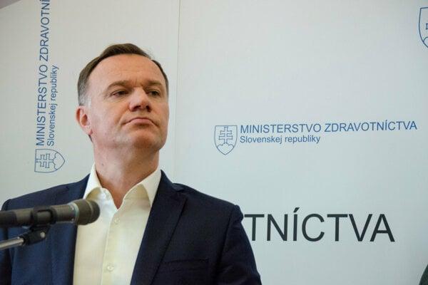 Exminister zdravotníctva Viliam Čislák.