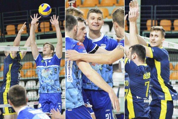 Nitra porazila Košice 3:1 a zrovnala stav semifinálovej série na 1:1. Hrá sa na tri víťazné zápasy.