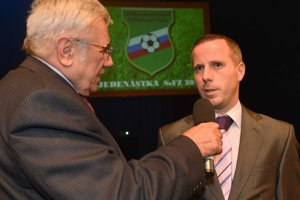 Michal Prepelica sa v najlepšej Jedenástke SsFZ ocitol po druhýkrát.