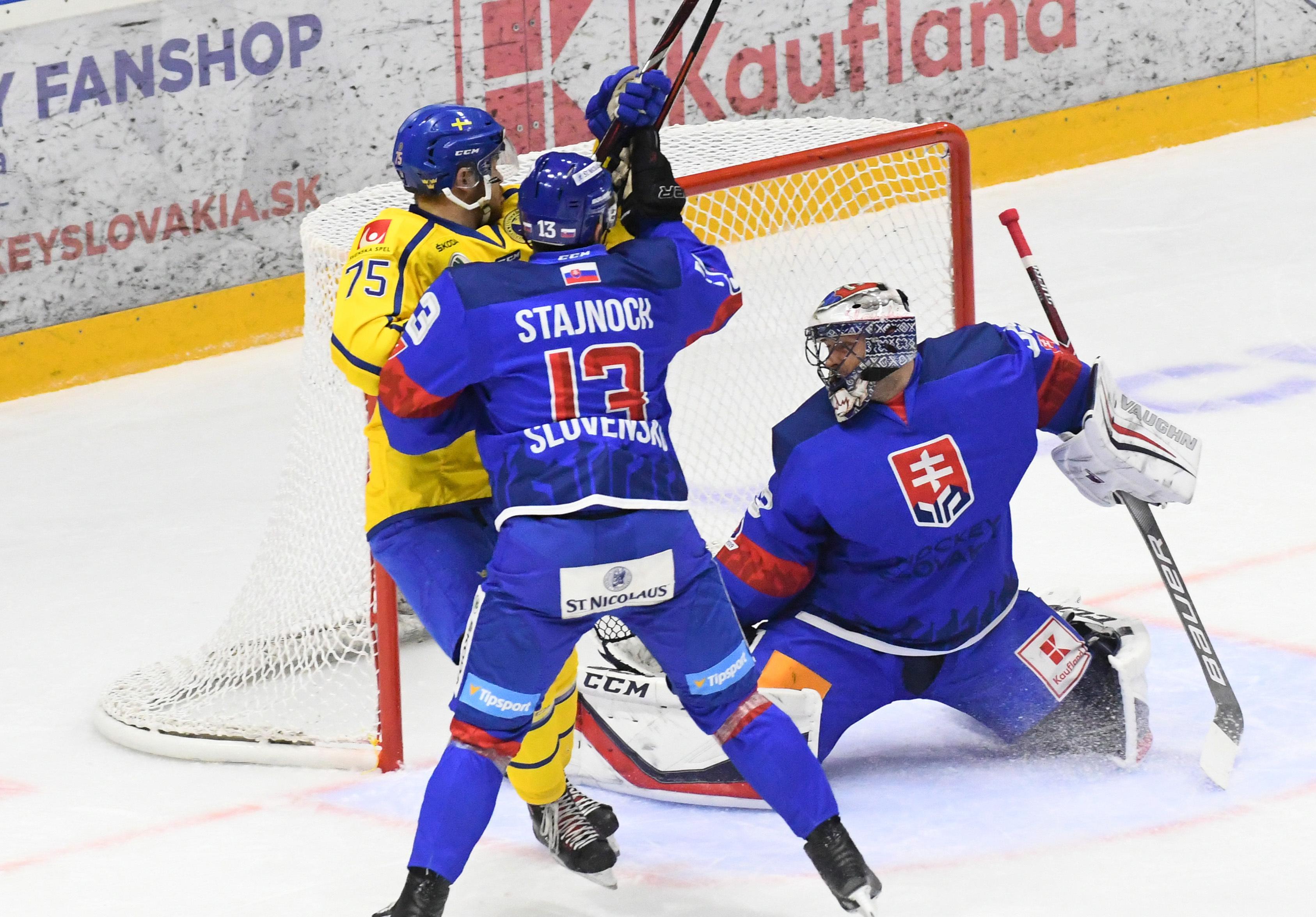 543e1fca5c470 ONLINE: Slovensko - Švédsko pred MS v hokeji 2019 - Šport SME