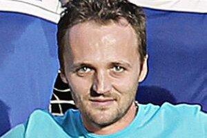 Milan Káka ml., manažér CŠK Cinobaňa a tiež jeden zo sponzorov klubu.