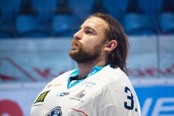 Juraj Šimboch má v play-off zatiaľ výborné štatistiky. Vydrží mu to aj vo finále?