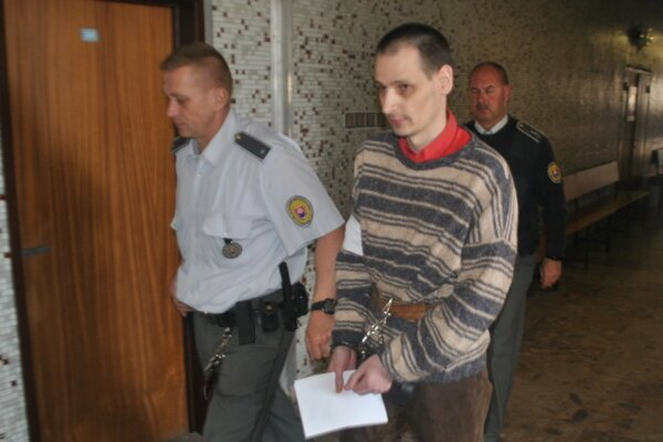 Miroslav Varga na krajskom súde. S odvolaním neuspel.