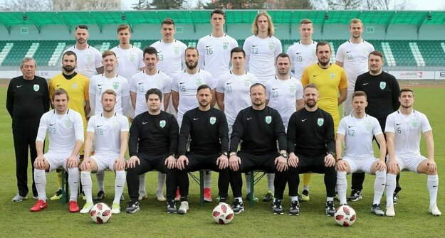 MFK Skalica - jar 2019