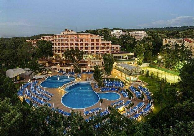 HotelKristal Goldstrand 4*