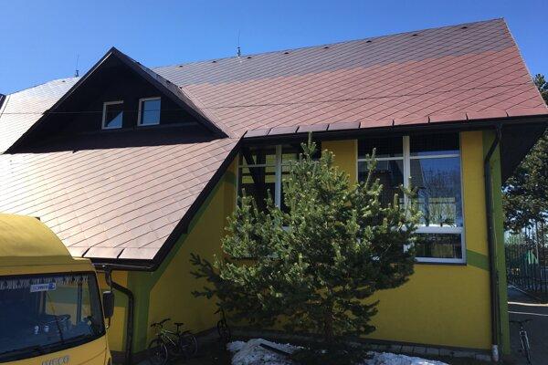 Exteriér kultúrneho domu vyzerá dobre, interiér obec vylepší o niekoľko mesiacov.