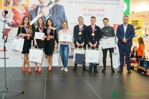 Gymnazisti z Trebišovskej vyhrali.