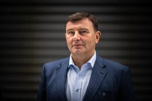 Bývalý prezident Finančnej správy František Imrecze.