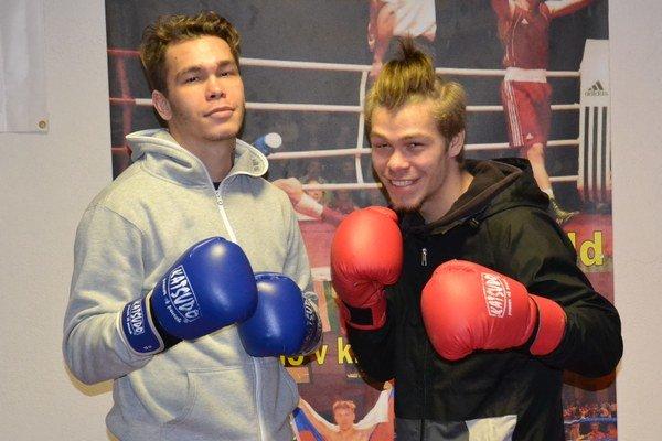 Úspešné bratské duo Tomáš a David Zoldovci.
