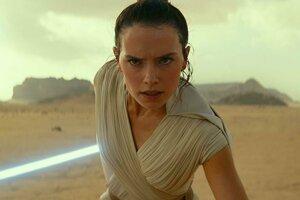 Rey je pripravená na svoje posledné Hviezdne vojny.