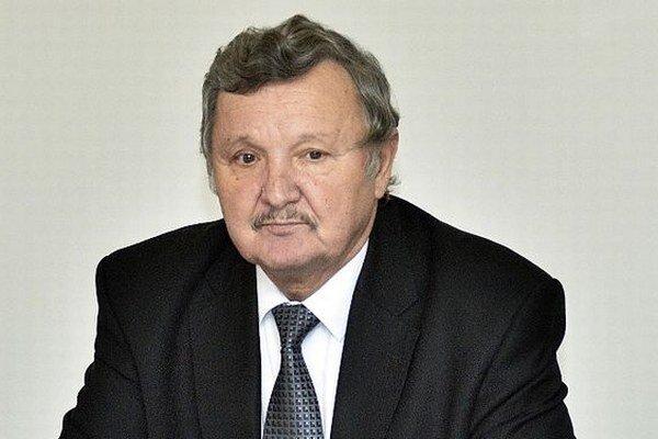 Primátor Jozef Šimko.