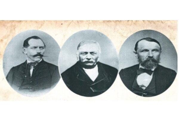 Hudobníci rodiny Žaškovských.