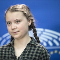 Greta Thunbergová europoslancov vyzvala na okamžité konanie.