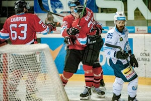 Hokejisti Banskej Bystrice získali titul.