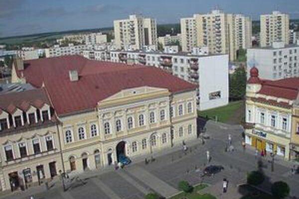 Primátor Jozef Šimko sa domnieva, že o nájomné byty by v Rimavskej Sobote bol záujem.