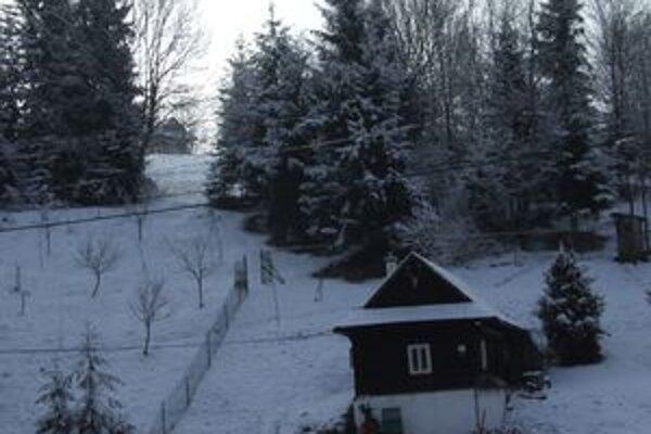 Jar ešte zimu z hôr nevyhnala.