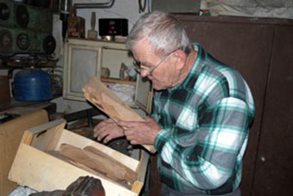 Nožíky majstra Žilku nájdete v Austrálii, Rusku, Fínsku či Amerike.