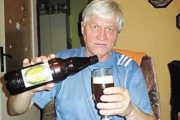 Svoje pivo Miroslav zaregistroval pod názvom Rimavar.