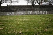 Mesto Derry v Severnom Írsku.
