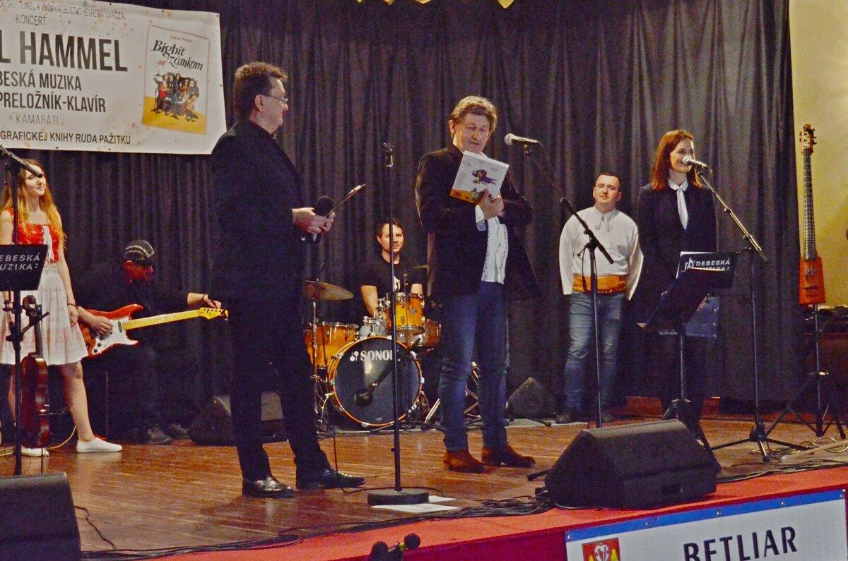ba4b6cefb Legendárny bigbítový festival v Betliari ožil na stránkach knihy ...