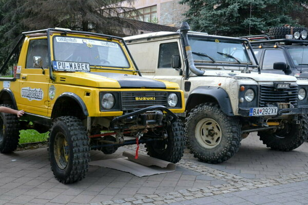 Offroad Tisovec 2018.