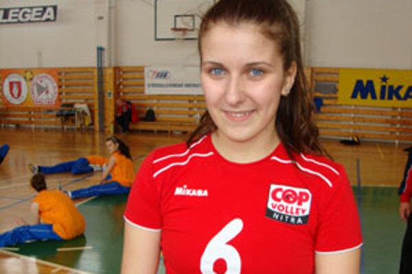 Radka reprezentovala Slovensko na kadetských majstrovstvách Európy i svetovom šampionáte, ako aj na juniorských majstrovstvách Európy.