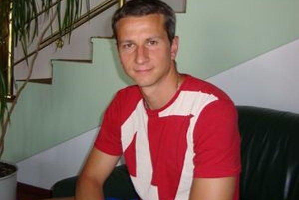 Pavel Sedlák tvrdí, že v Rimavskej Sobote sa mu po odchode z Banskej Bystrice podarilo opäť nájsť hernú pohodu.