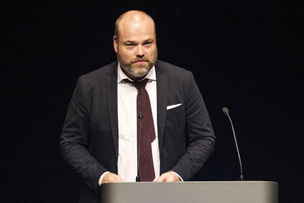 Anders Holch Povlsen na snímke z roku 2017.