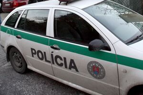 Po nezvestnom mužovi intenzívne pátralo 16 policajtov, 4 psy a policajný vrtuľník.