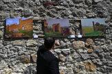 Na hrade Beckov vystavujú Mednyánszkeho (fotogaléria)