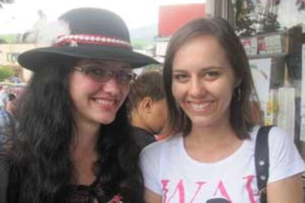 Alžbeta Kelementová a Majka Hedvigyová prišli do Kokavy už tvrtýkrát.