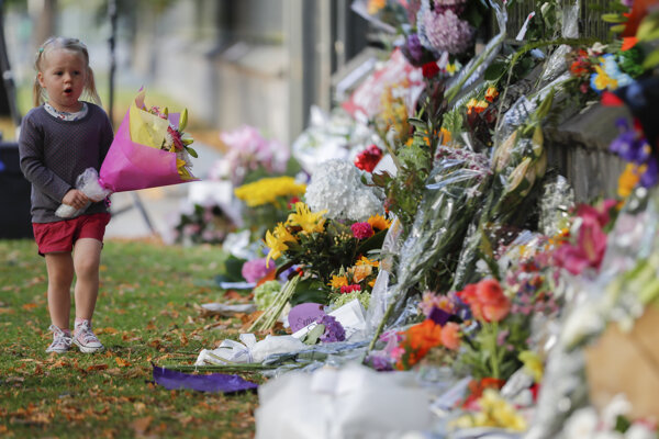 Útoky v Christchurchi sa odohrali 15. marca 2019.