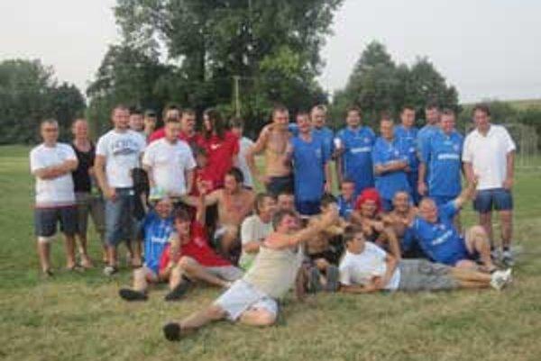 Cieľom stretnutia neboli len futbalové turnaje, ale aj dobrá zábava.