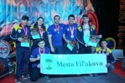 ŠK Powerlifting FTC Fiľakovo.