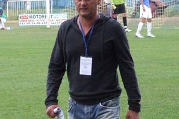 Kormidelník LAFC Lučenec Stanislav Lieskovský bol z výsledku stretnutia sklamaný.