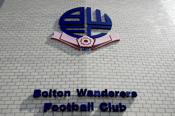 Štadión Bolton Wanderers.