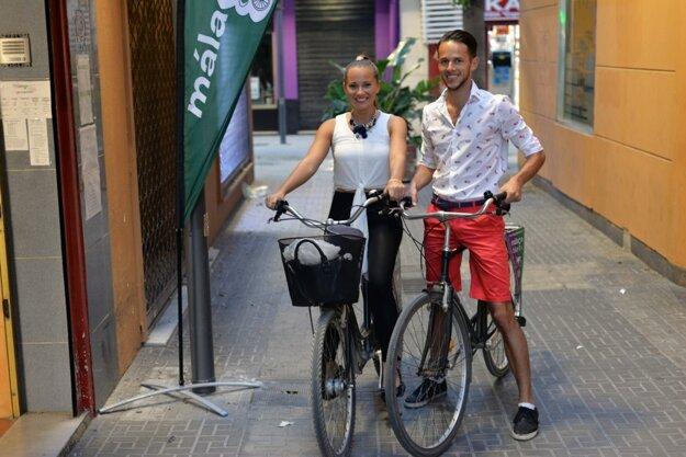 Bicyklovanie v Malage